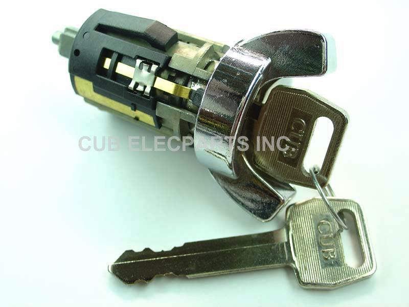 Ignition Lock Cylinder Motorcraft SW-2400
