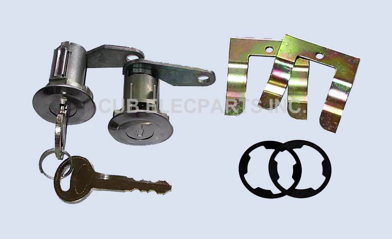 GM CHEVY BUICK PONTIAC OLDS CADILLAC IGNITION CYLINDER LOCK SWITCH 1979-1987